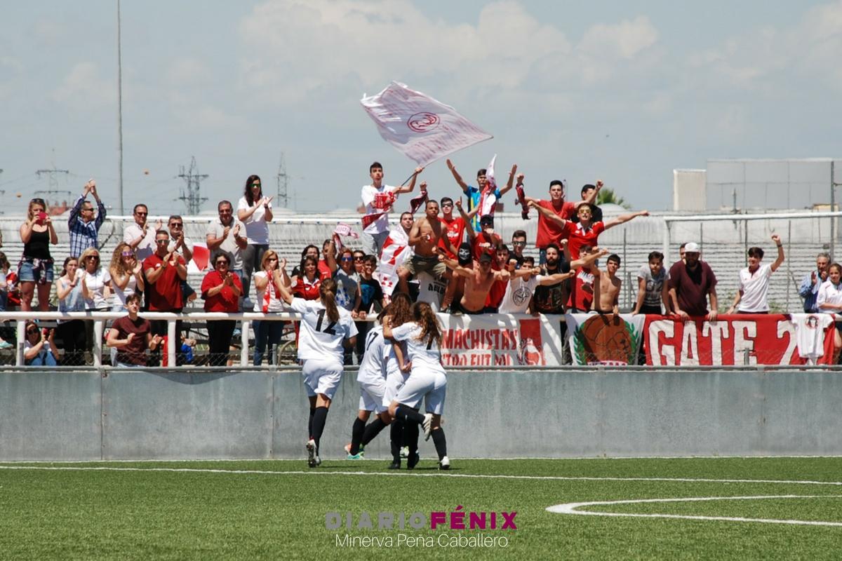 Sevilla FC Fem vs. San Ignacio