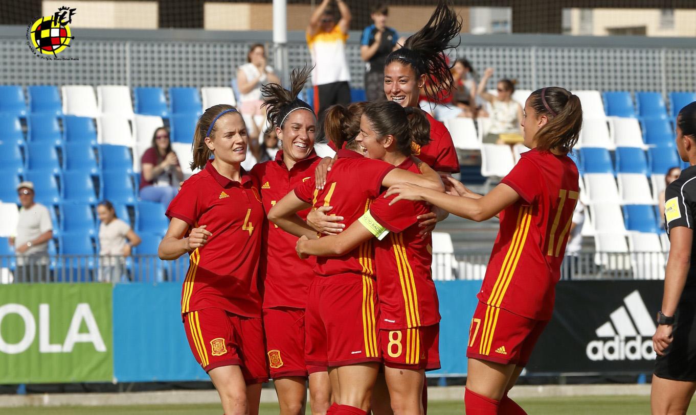 España Bélgica