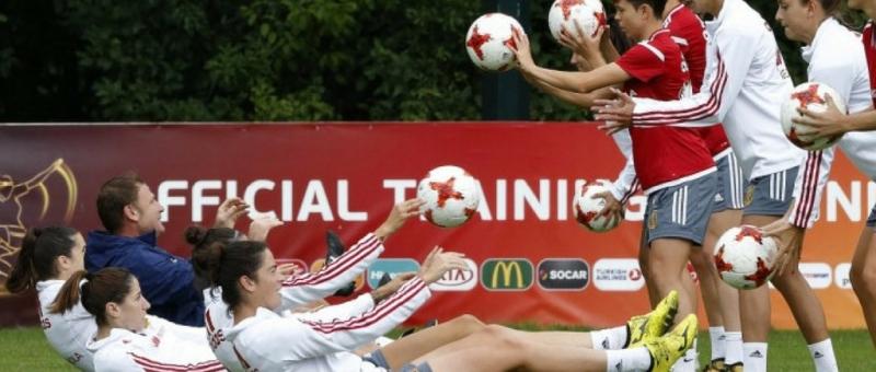 España se medirá en cuartos a Austria