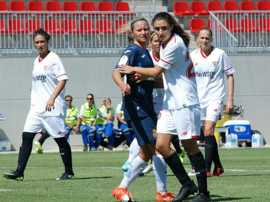 El Sevilla FC Fem Viaja a Vallecas en la j3