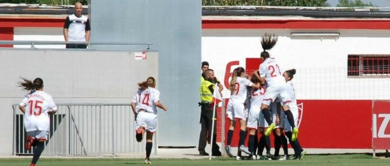 El Sevilla FC Fem empata en Vallecas con el Rayo Vallecano