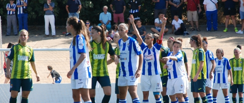 El Sporting de Huelva gana al Espanyol