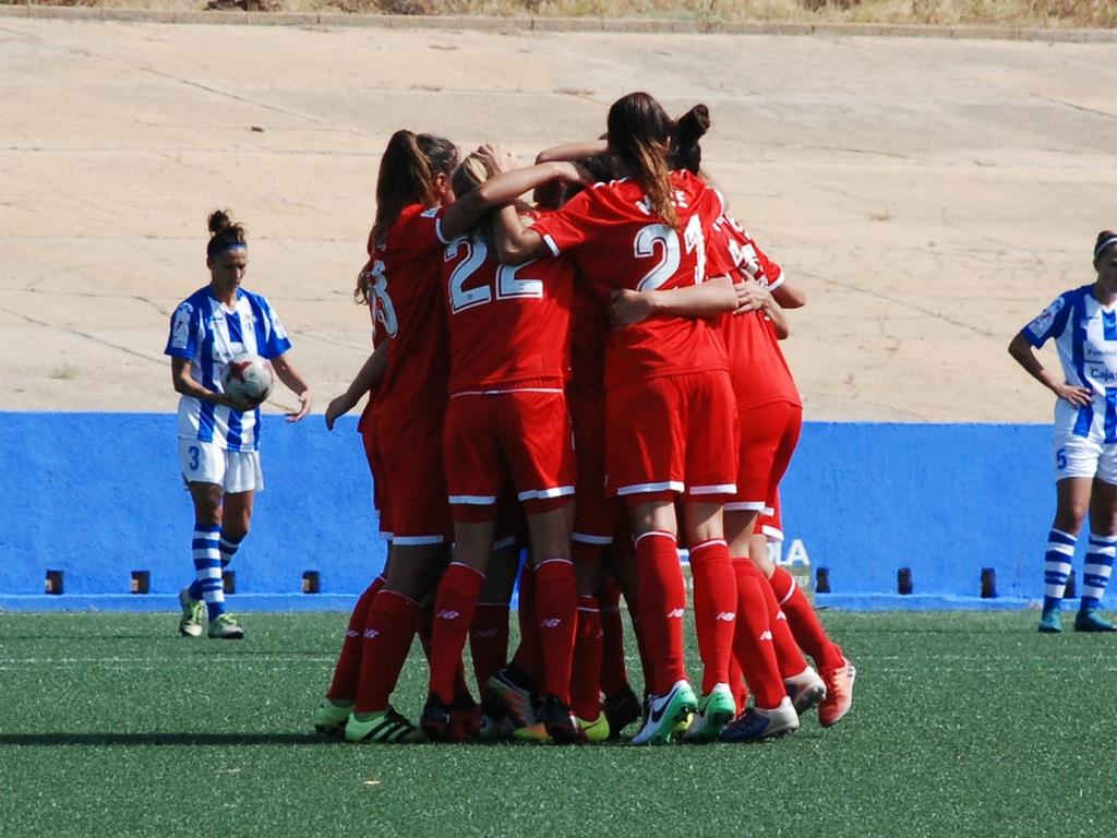 Jornada 2 enfrenta al Sevilla fc fem y al RDC Espanyol