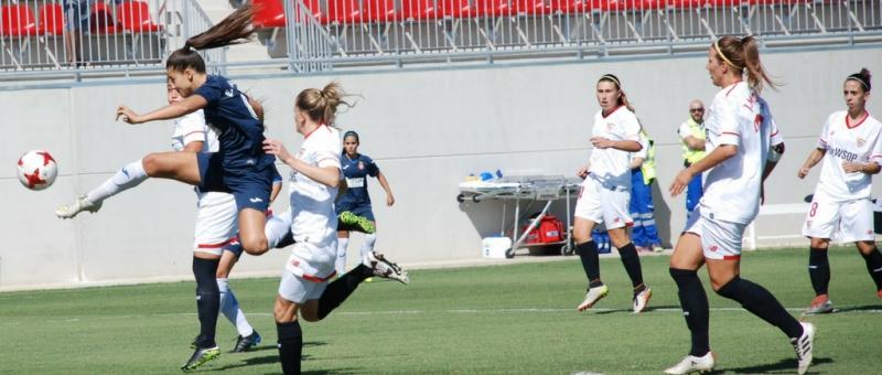 1-3 perdió el Sevilla FC Fem contra el RCD Espanyol