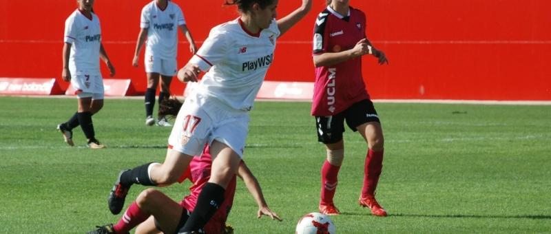 Empate entre Sevilla FC Fem vs Albacete.