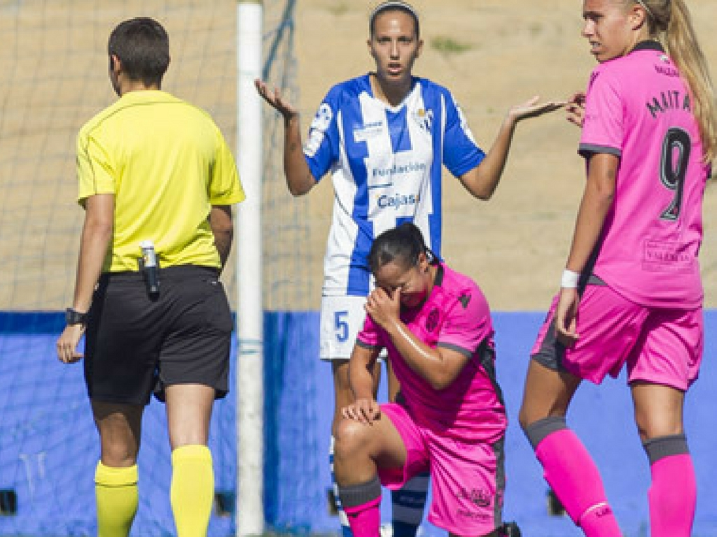Sporting Club Huelva vs Levante UD