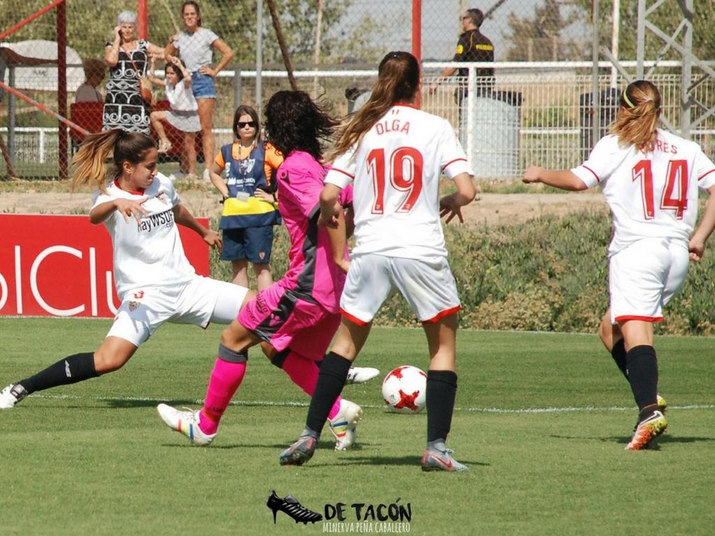 El Sevilla FC Fem empata ante el Levante UD