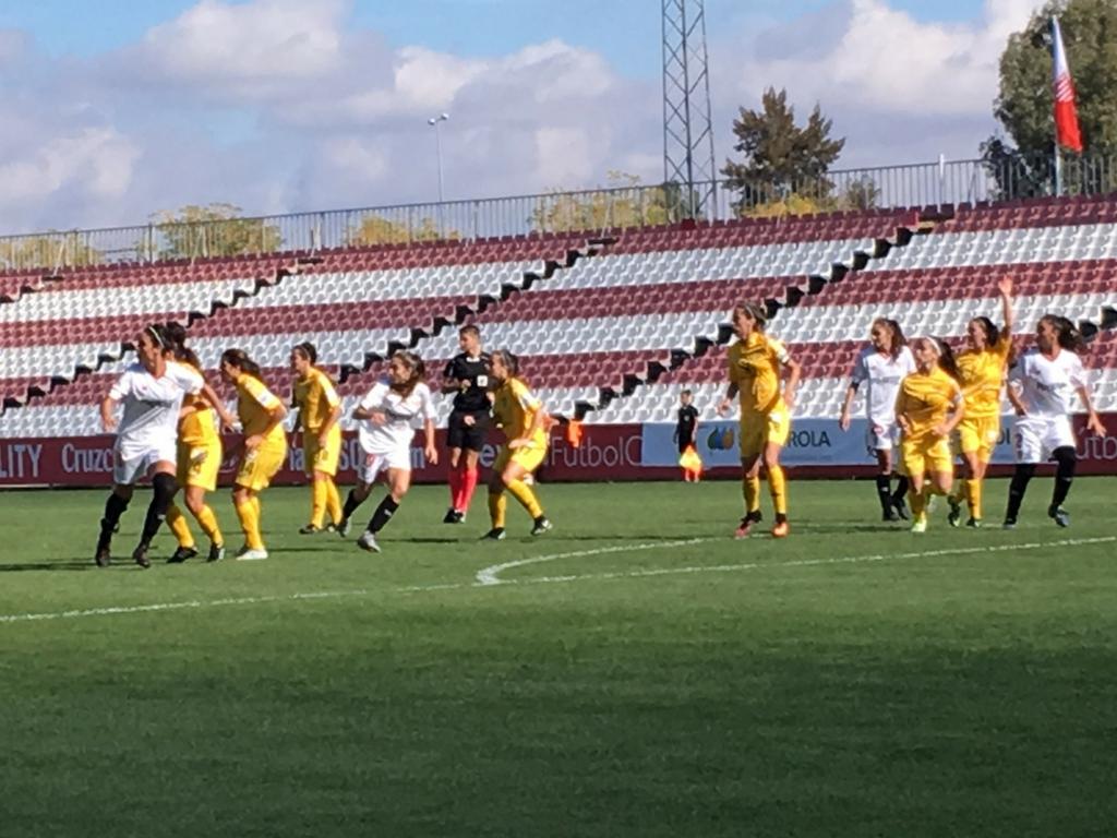 Sevilla VS Santa Teresa