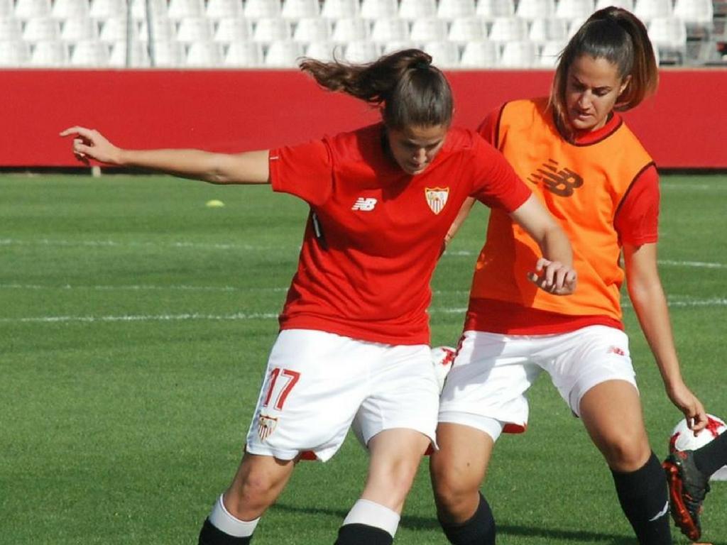 Sevilla FC VS Santa Teresa