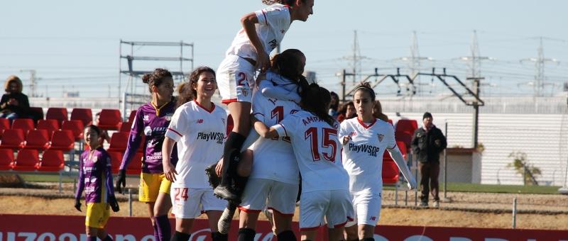 Liga Iberdrola jornada 14 Sevilla FC Fem vs Granadilla Canario