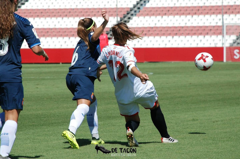 El Espanyol gana por 1-0 ante el Sevillaa FC Fem