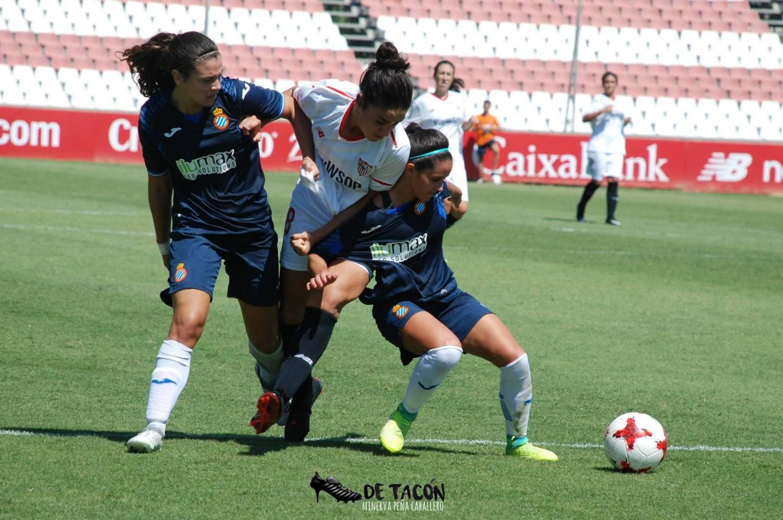 Jornada 2 Liga Iberdola Sevilla FC Fem vs RCD Espanyol