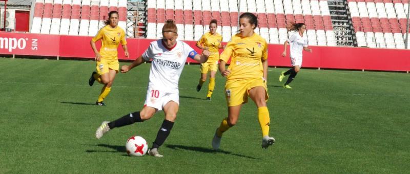 Sevilla FC Fem vs Santa Teresa