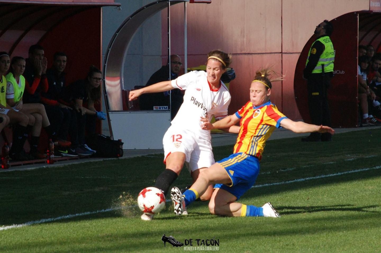 Sevilla FC Fem vs Valencia CF (1-3)