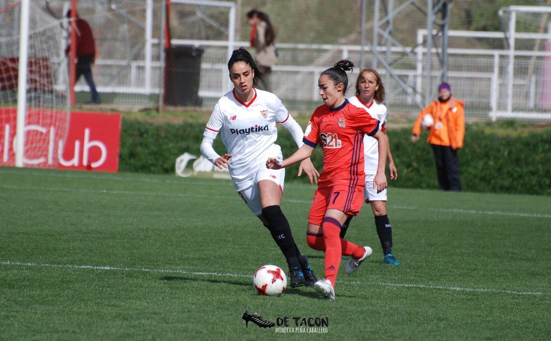 Sevilla FC Fem vs Real Sociedad (0-2)