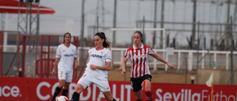 El Sevilla vence en casa por 3-2 al Athletic de Bilbao