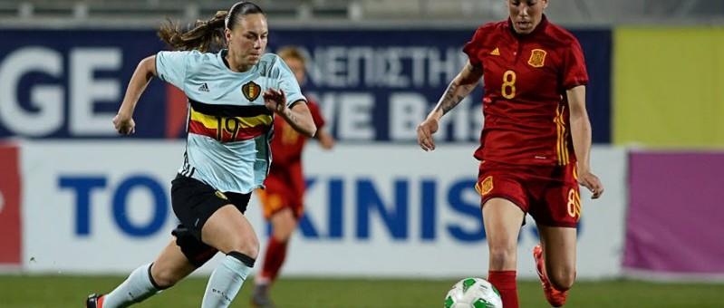 Bélgica España