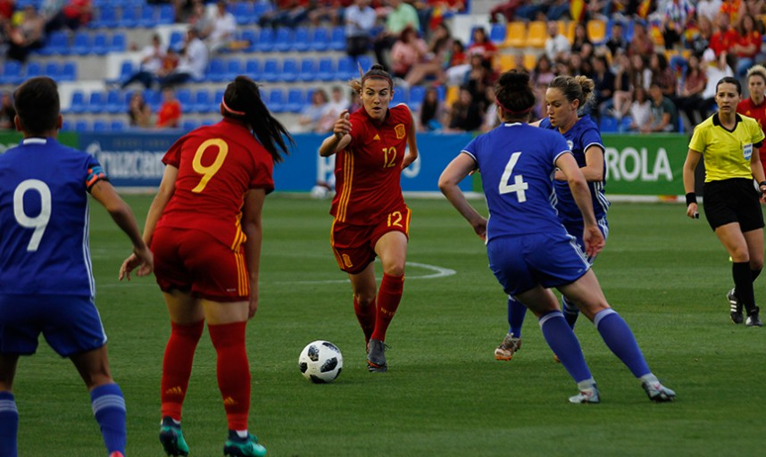 España en el Mundial de 2019