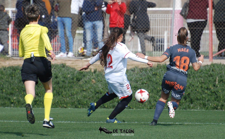Macarana Portales quinto fichaje del Sevilla FC