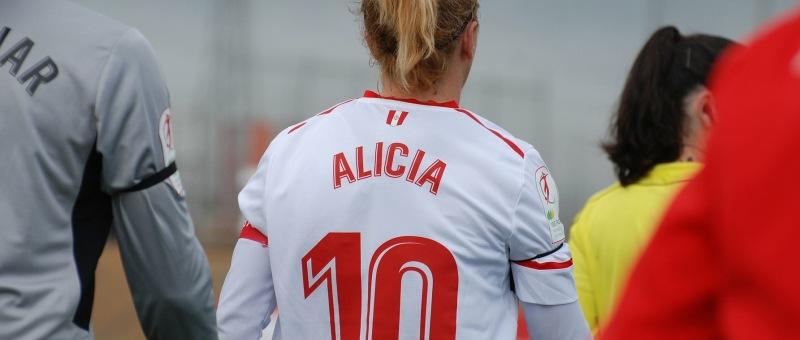 Alícia Fuentes se queda