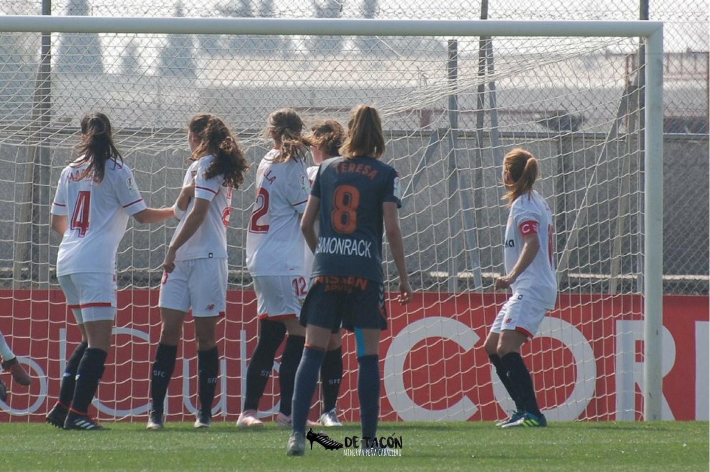 Teresa Rey nueva jugadora del Sevilla FC