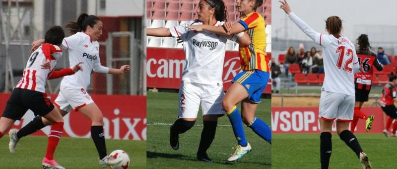 Jenni Morilla, Rocío Delgado, Andrea Dominguez Renovadas