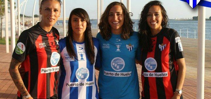 Presentación del Sporting Huelva 2018-2019