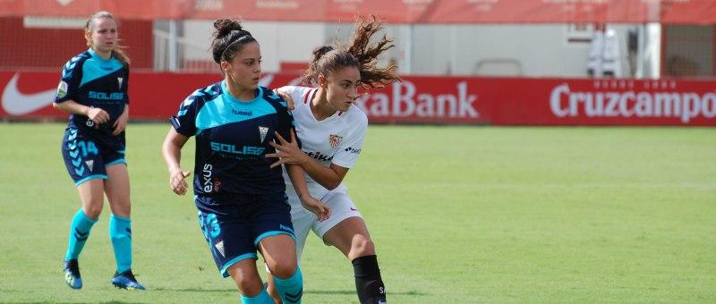 El Sevilla cae por 4-2 frente al Fundación Albacete
