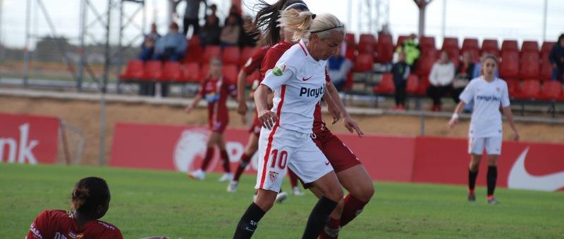 El Sevilla pierde frente al Logroño