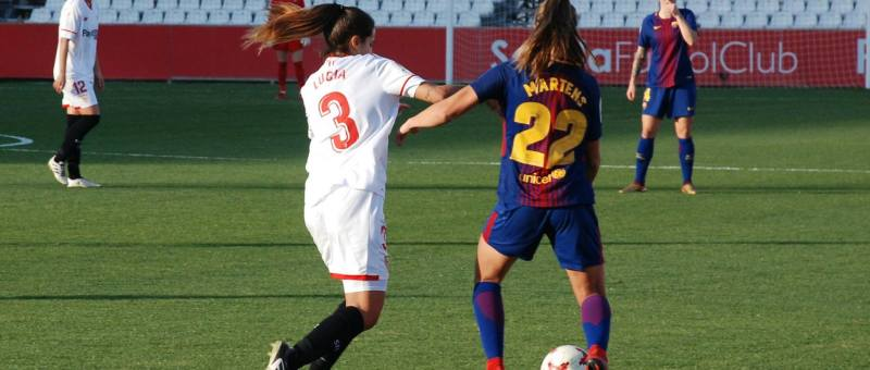 Sevilla FC vs. FC Barcelona temporada 2017/18
