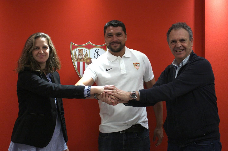 Cristian del Toro nuevo entrenador del Sevilla FC