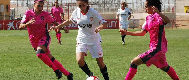 Sevilla FC fem Levante UD Temporada 2017-2018