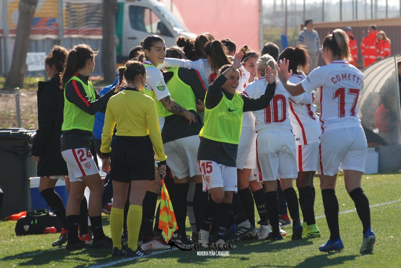 El Sevilla gana los cuartos copa de la Reina