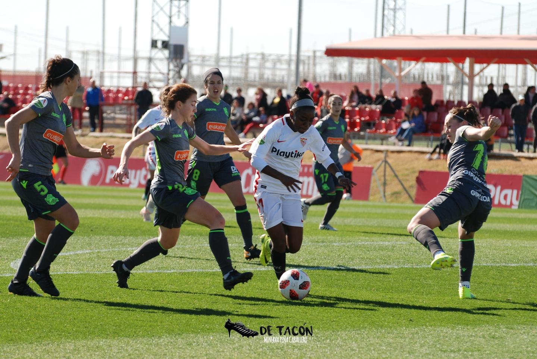 El Sevilla se medirá a la Real Sociedad en la Semifinal de la Copa de la Reina
