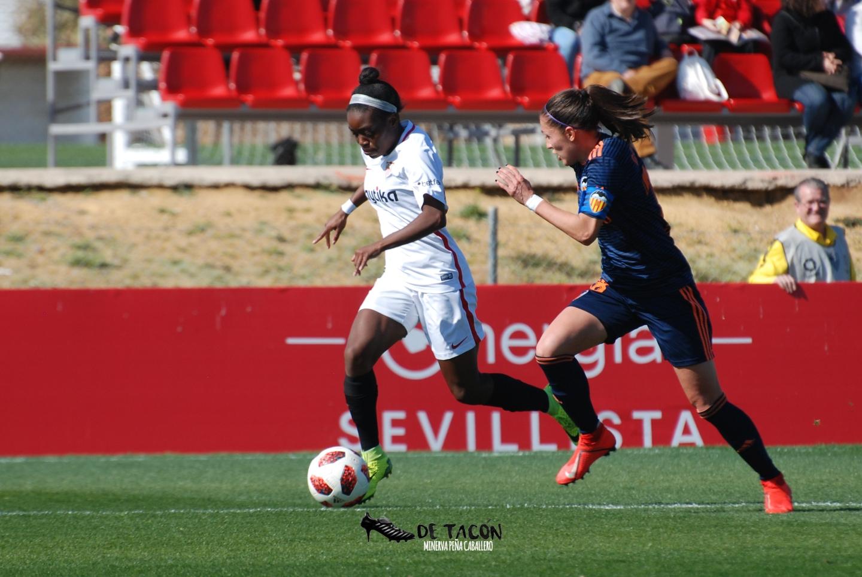 Empate en el encuentro entre el Sevilla FC y el vaLENCIA cf