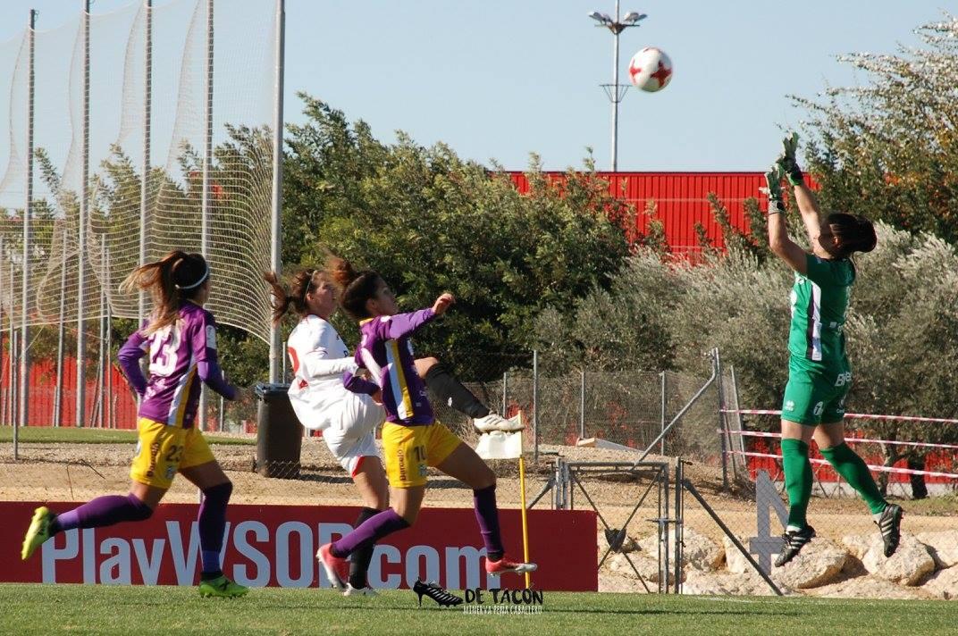 El Sevilla vence al Granadilla en la temporada 2017-2018
