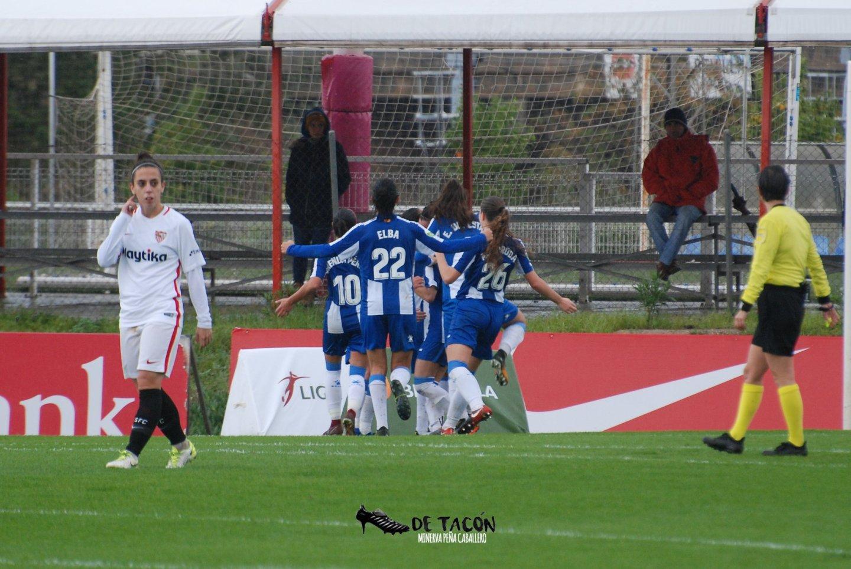 El Sevilla no puede con el Espanyol en la Dani Jarque