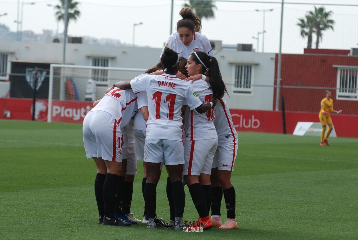 El Sevilla gana de nuevo al Madrid CFF