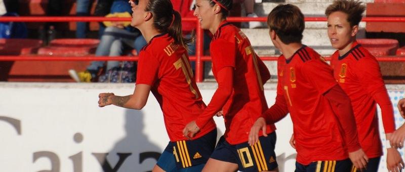 España Gana a Brasil en Don BENITO