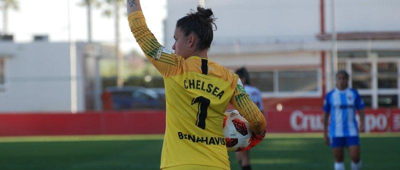 Chelsea en el encuentro ante el Sevilla FC