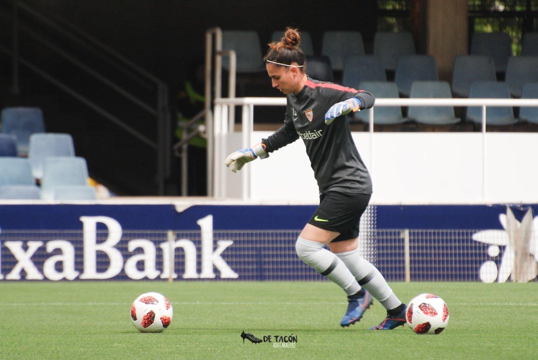 Noelia Gil se despide del Sevilla FC