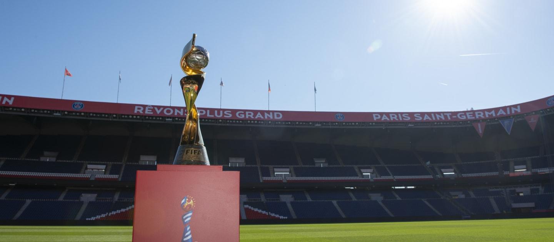 Francia 2019 Copa del mundo de Fútbol Femenina