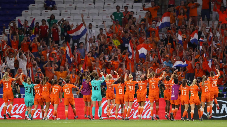 Holanda toca el cielo y se enfrentará a EEUU en la final
