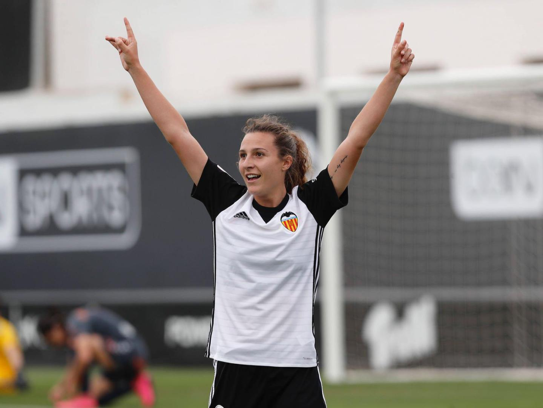 La ex del Valencia CF Marta Peiró juegará en el Sporting de Huelva