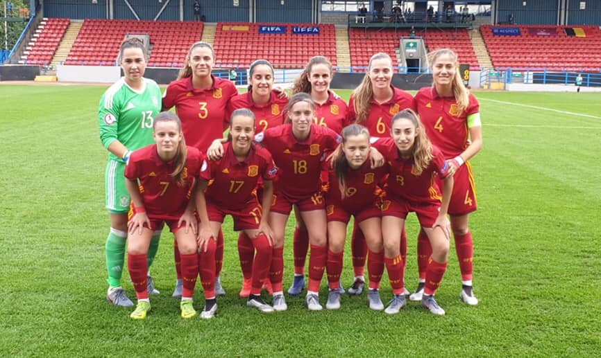La Sub-19 vence a Bélgica