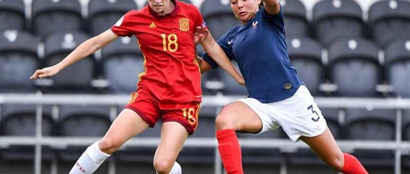 España cae ante francia en la semifinales