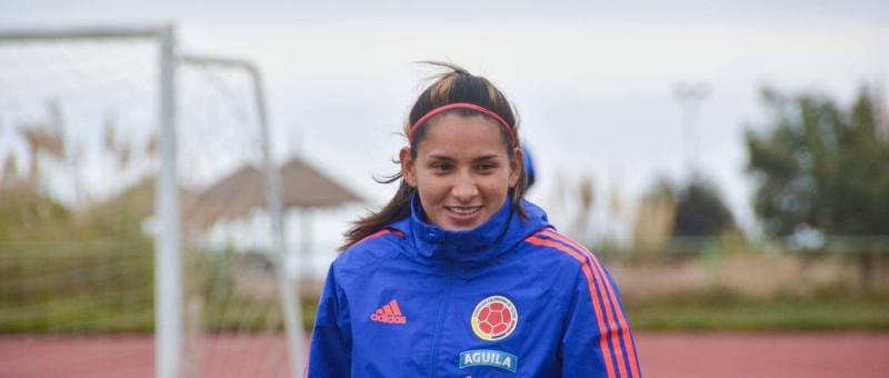 Korina nueva jugadora del Sporting de Huelva