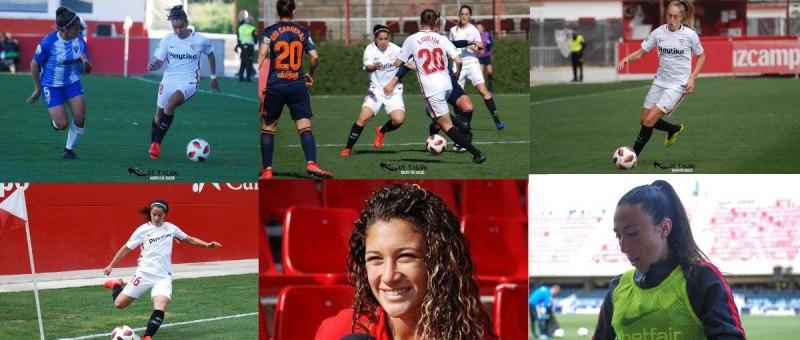El Sevilla FC anuncia las bajas