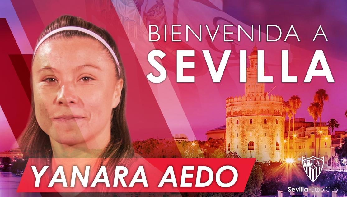 Aedo nueva jugadora del Sevilla FC