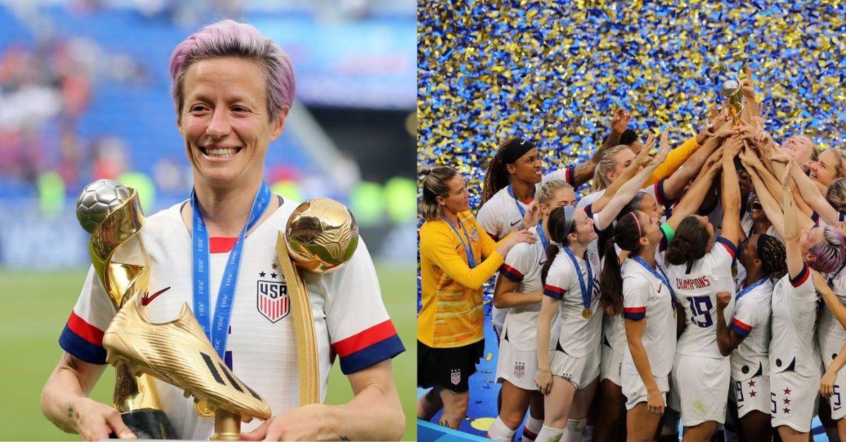 EEUU se proclama campeona del Mundo en Francia 2019